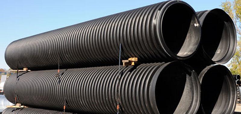 orrugated plastic galvanized aluminum concrete pipe construction supplies safety fence